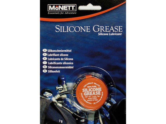 GEAR AID Silicone Grease 7g